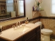 Undermount Sink and Custom Tile Bathroom Walls